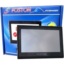 Gps Foston Fs-463dt Automotivo - Tv Digital, Avisa Radar, Fm
