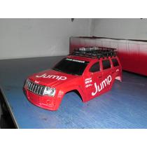 Bolha Para Carinho De Controle Remoto Jeep Gran Cherokee