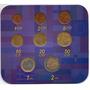 Cartela Para Moedas Do Euro - Serie Euro - Separe Por Paises