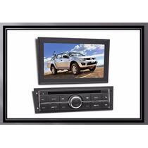 Kit Central Multimidia Dvd Gps Tv L200 Triton Pajero Dakar