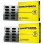 Somatodrol Testosterona Hgh 60 Cápsulas Original