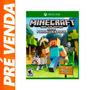 Novo Minecraft Favorite Packs Xbox One Totalmente Português