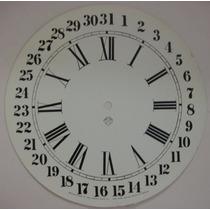 Mostrador Para Relógio Ansônia Com Calendário - Original