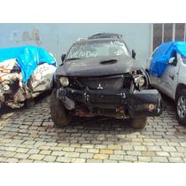 Sucata Mitsubishi Pajero Sport Hpe 3.5 V6 Peças