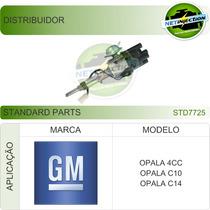 Distribuidor Gm Opala 4cc C10 C14 Std7725