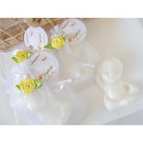 50 Mini Sabonete Lembrancinhas Brinde Nascimento Chá De Bebê