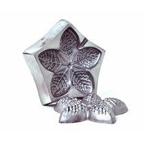 Kit Frisador Eva Frisadores Em Alumínio Fundido Com Apostila