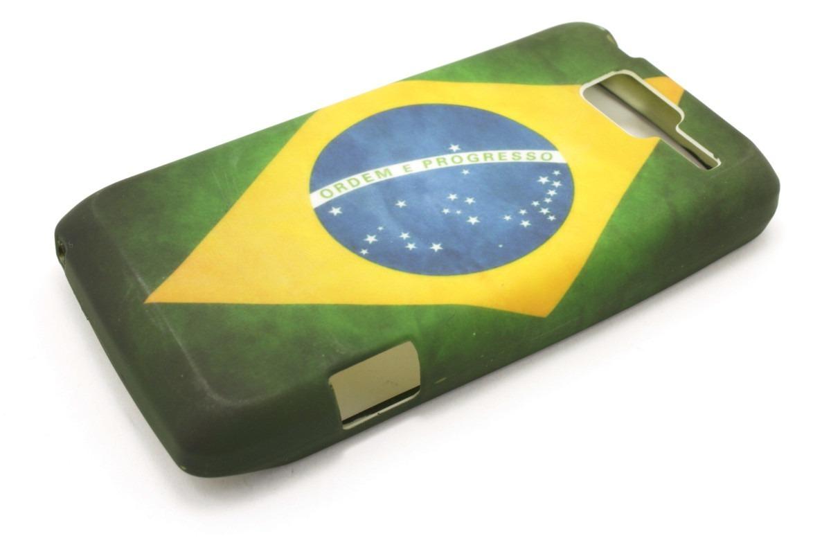 Capa Capinha Case Razr D1 Xt915 Xt916 Xt918 + Pelí