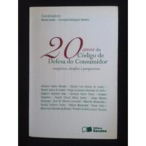 Livro 20 Anos Do Código De Defesa Do Consumidor