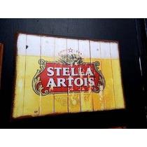 Decoração Retro Vintage Cervejas Bar Sala Rio