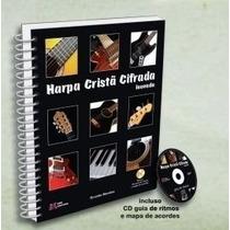 Harpa Cristã Cifrada Inovada + Cd Auxílio Violão Teclado Out