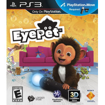 Ps3 Eyepet 3d Bluray