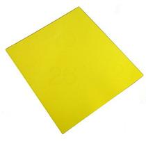 Filtro Tipo Cokin Amarelo