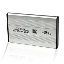 Case Gaveta Hd Sata Externo 2.5 Usb Notebook Pc Tv+capa-as2