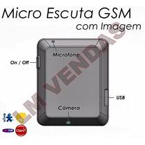 X009 Ultra Micro Escuta / Camera / Rastreador