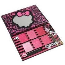 Maguiagem Infantil Monster High Candide Kit C/espelho