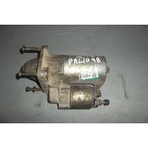 Motor De Arranque Do Palio 1.6 16v 98