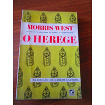 Livro O Herege Morris West Peça Em Tres Atos 1969