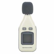 Decibelímetro Digital Medidor Sonoro Decibéis Som Ruido C02