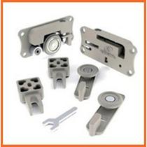 Roldana Ro-40 Para Portas De Correr De Alumínio Ou Madeira
