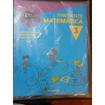 Livro Projeto Presente Matemática 3º Ano