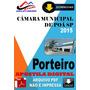 Apostila Digital Concurso Camara Poa Sp Porteiro 2015