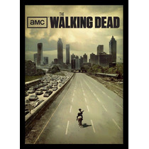 Quadro Poster Cinema The Walking Dead 6