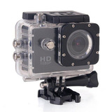 Camera Sj4000 Sports Dvr Full Hd1080 Prova Água Hero Black