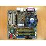 Kit Placa Asus P5vd2-vm, Proc.pentium D 3.0ghz 4mb Cache