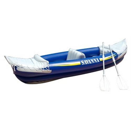 Canoa Inflável Savanna Bt - 88580 Nautika