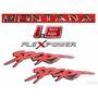 Emblemas Montana Sport 1.8 Flex - Até 2006 - Modelo Original