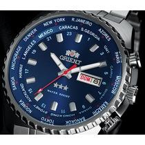 Relógio Orient Automático 469ss057 - F R E T E . G R Á T I S