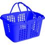 Cestinha Cesta Plastica Mercado Farmácia Feira Lojas Malta