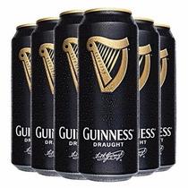 Pack Cerveja Guinness 6 Latas 440ml Importada Pronta Entrega