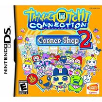 Jogo Nintendo Ds Tamagotchi Connection Corner Shop2 Original