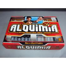 Brinquedo Antigo, Jogo Alquimia Da Grow Na Caixa.