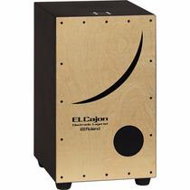 Cajon Elétrico El Cajon Ec 10 Roland Eletrônico Profissional