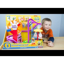 Imaginext® Spongebob Squarepants Glove World Bob Sponja