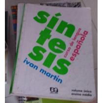 Livro Síntesis, Ivan Martin