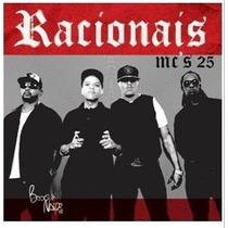 Racionais Mc S 25 - Cd - Original Lacrado