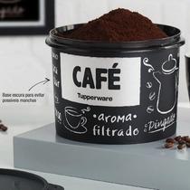 Tupperware Pote Mantimento Café Com Medidor De Brinde