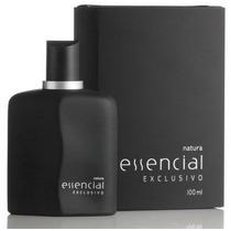 Perfume Essencial Exclusivo Masculino 100ml Natura