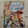 Livro De Adesivos Toy Story 3 Disney Pixar Infantil