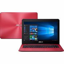 Notebook Asus Z450la-wx006t Intel Core I5 8gb 1tb - Vermelho