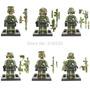 Minifigures Militares Falconn