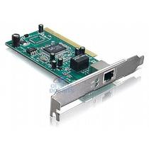 Placa De Rede Pci Realtex 10/100 Mbps 32bits