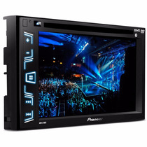 Dvd Automotivo Pioneer Avh-278bt Bluetooth 2din Multimidia