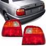Lanterna Traseira Logus 92 93 94 95 96 97 98 Nova Tricolor
