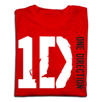 Camisetas One Direction Justin Bieber Lady Gaga Little Mix