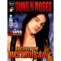 Revista Pôster Guns N Roses = C 2 Posters Axl Rose 86 Gnr 87